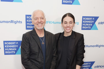 Jade Frampton Robert F. Kennedy Human Rights Hosts Annual Ripple of Hope Awards Dinner - Arrivals