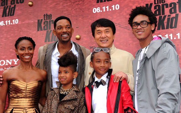 """Premiere Of Columbia Pictures' """"The Karate Kid"""" - Arrivals"""