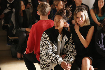 Jaden Smith Gypsy Sport - Front Row - Spring 2016 MADE Fashion Week