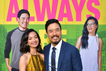 Jae Suh Park World Premiere Of Netflix's 'Always Be My Maybe'