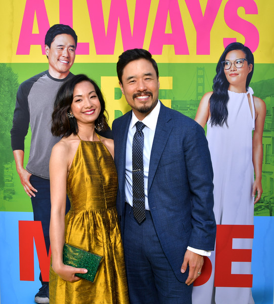 World Premiere Of Netflix's 'Always Be My Maybe'