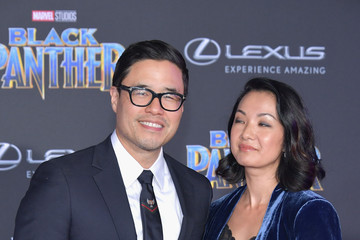 Jae Suh Park Premiere Of Disney And Marvel's 'Black Panther' - Arrivals