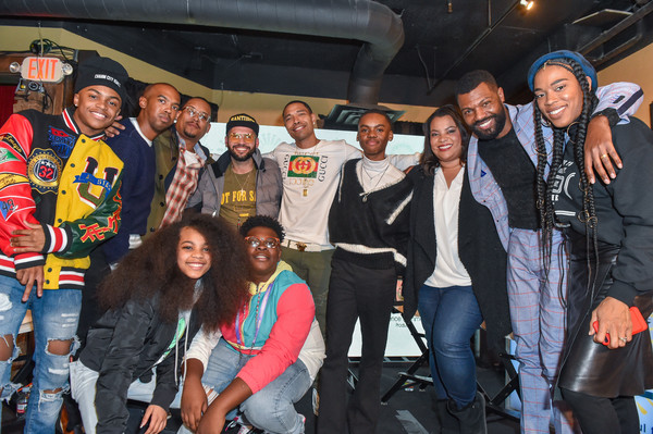 """A Blackhouse Conversation With The Filmmakers And Cast From """"CHARM CITY KINGS"""""""