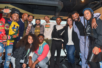 "Jahi Di'Allo Winston A Blackhouse Conversation With The Filmmakers And Cast From ""CHARM CITY KINGS"""