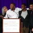 Jahil Fisher Family Equality Council's 2015 Night At The Pier
