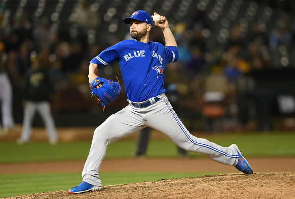 Toronto Blue Jays v Oakland Athletics []