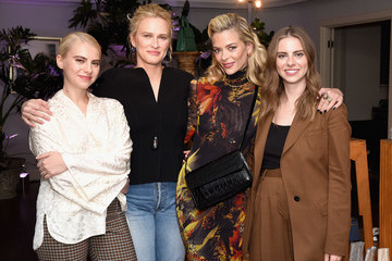 Jaime King BY FAR Party Hosted By Haim And Maya Rudolph