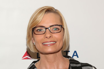 Jaime Pressly The Elizabeth Taylor AIDS Foundation and SAG-AFTRA Co-Host World AIDS Day Event in Los Angeles