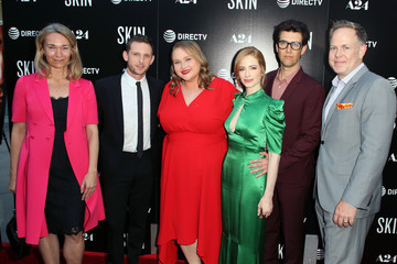 Jaime Ray Newman L.A. Special Screening Of A24's 'Skin' - Arrivals
