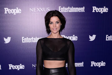 Jaimie Alexander 'Entertainment Weekly' and 'People' Celebrate The New York Upfronts - Arrivals