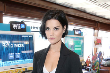 Jaimie Alexander The Nintendo Lounge on the TV Guide Magazine Yacht at Comic-Con International 2015