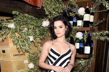 Jaimie Alexander ELLE X Stuart Weitzman Celebration Of Giovanni Morelli's Debut Collection For Stuart Weitzman Hosted By Nina Garcia