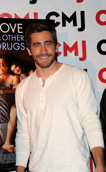 Jake Gyllenhaal Jake Gyllenhaal attends the CMJ Film Fe