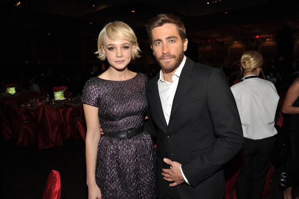 Jake Gyllenhaal Actress Carey Mulligan and actor Jake Gyllenhaal attend the ...