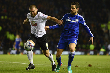 Jake Buxton Derby County v Chelsea