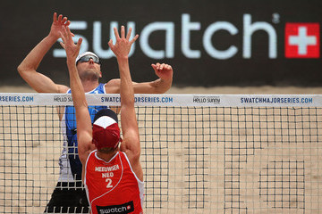 Jake Gibb FIVB Fort Lauderdale Swatch Season Final - Day 4