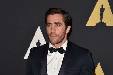 Jake Gyllenhaal Academy Of Motion Picture Arts And Sciences' 2014 Governors Awards - Arrivals