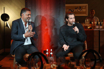 Jake Gyllenhaal Jake Gyllenhaal And Palo Alto Networks CEO Nikesh Arora Discuss The Role Cybersecurity Plays In Hollywood Today