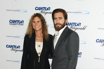 Jake Gyllenhaal Annual Charity Day Hosted by Cantor Fitzgerald and BGC - Cantor Fitzgerald Office - Arrivals