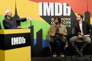 Jake Johnson IMDb At New York Comic Con – Day 2