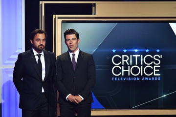 Jake Johnson 5th Annual Critics' Choice Television Awards - Show