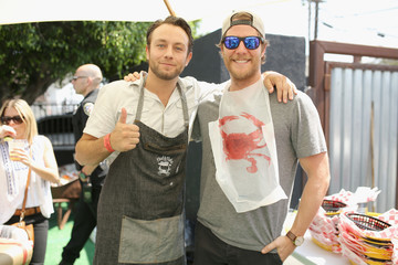 Jake McDorman 4th Annual Crab Cake LA Fundraiser Event Presented by Cadillac and Agavero to Benefit Chrysalisa