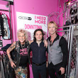 Jake Mueser Mae McKagan Capsule Collection Launch At I NEED MORE