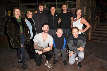 Jake Quickenden Bear Grylls 'Global First Adventure Attraction' Launch