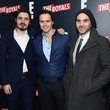 Jake Robinson 'The Royals' Premieres in NYC