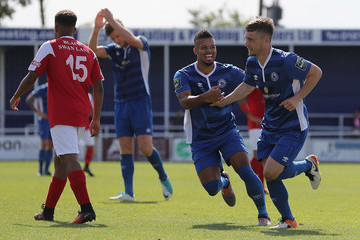 Jake Robinson Billericay Town v Didcot Town - The Emirates FA Cup Qualifying First Round