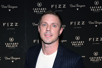 Jake Shears Fizz Las Vegas Grand Opening At Caesars Palace
