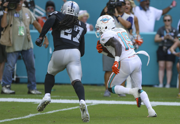 Oakland Raiders vs. Miami Dolphins