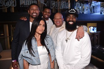 Jalen Rose PUMA Re-Enters Basketball Category With Launch Party At 40/40 Club In New York City