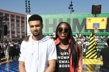 Jamal Murray Adidas Creates 747 Warehouse St. in Los Angeles - An Event in Basketball Culture