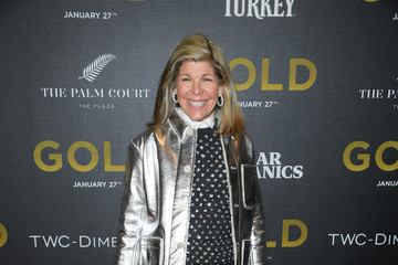 Jamee Gregory TWC-Dimension Hosts the World Premiere of 'Gold' - Red Carpet