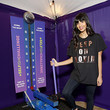 "Jameela Jamil Jameela Jamil and Zumba Fitness ""Be SELFish"" Event at Casita Hollywood"