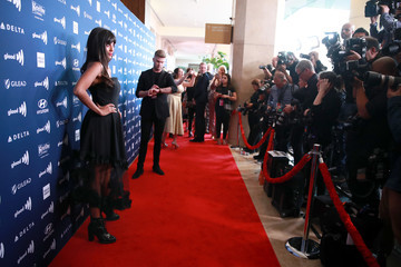Jameela Jamil 30th Annual GLAAD Media Awards Los Angeles - Arrivals