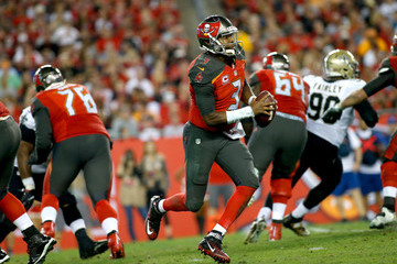Jameis Winston New Orleans Saints v Tampa Bay Buccaneers