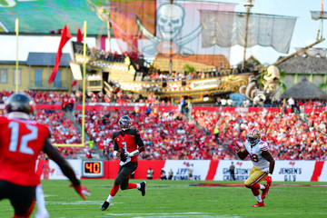 Jameis Winston San Francisco 49ers v Tampa Bay Buccaneers