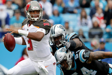 Jameis Winston Tampa Bay Buccaneers v Carolina Panthers