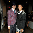 James Aguilar NYFW: Front Row at The Blonds