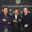 James Allen TAG Heuer Launch The New Formula 1 Limited Edition Fangio Timepiece