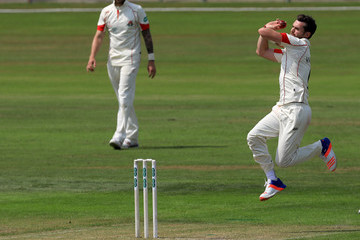 James Anderson Lancashire v Hampshire - Specsavers County Championship: Division One