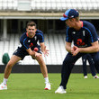 James Anderson England And India Net Sessions