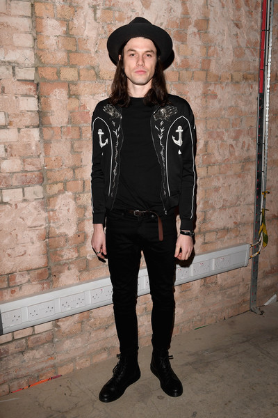 Celebrities & Front Row - Day 1 - LFW Men's January 2017