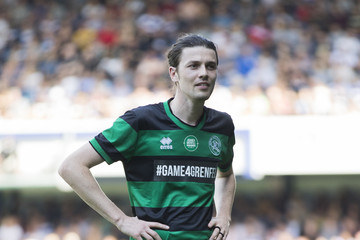 James Bay #GAME4GRENFELL at Loftus Road