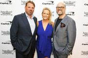 (L-R) Michael Phillips, Clare Reichenbach, and Mitchell Davis attend as The James Beard Foundation kicks off the 2019-20 Taste America,presented byofficial banking and credit card partnerCapital One,with a tasting partyinNew York Citycelebrating sustainability and inclusivity with chefsfromacross the country.