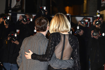 James Blunt 15th NRJ Music Awards - Red Carpet Arrivals