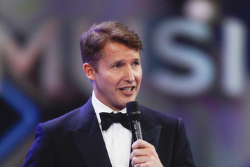 James Blunt Goldene Kamera 2017 - Show