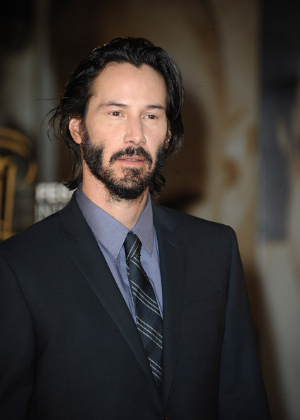 Actor Keanu Reeves attends the tribute to James Caan  during the 10th Marrakech Film Festival on December 5, 2010 in Marrakech, Morocco.